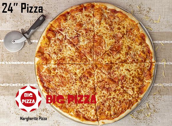 Margherita Big Pizza